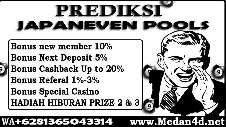 Prediksi Japaneven Sabtu 23 January 2021